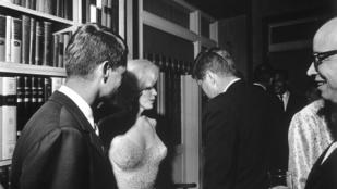 Rekordösszegért kelt el Marilyn Monroe Happy Birthday-estélyije
