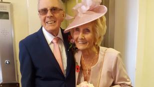 Tiltották őket egymástól, így csak 65 évvel később házasodtak össze