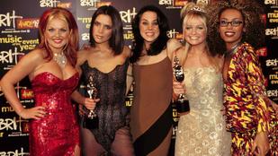 Mel B állítja, hogy ő az egyedüli Spice Girl, aki nem szexelt Robbie Williams-szel