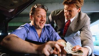 Miért irreálisan drága a külföldön tört autó javítása?