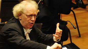 Kórházba szállították Kovács János karmestert