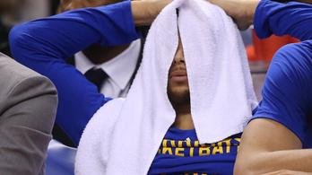 Egy nap alatt 600 millió dollárt buktak az NBA legjobbján