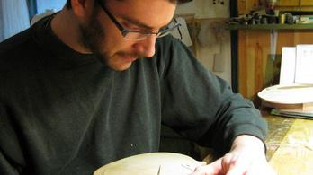 Magyar hangszerkészítő építette a világ legjobb hegedűjét