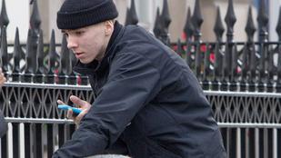 Madonna és Guy Ritchie fiát letartóztatták fűbirtoklásért