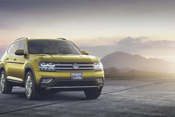 Tizenkilenc terepjárót ígér a Volkswagen