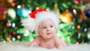 A baba első karácsonya - milyen legyen?
