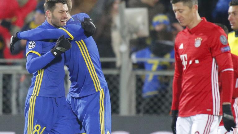 A Bayern jól megcsinálta magának, Messi visszatért