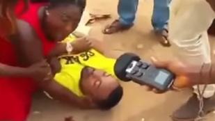 Lánykérés előtt megrendezte saját halálát