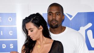 Kanye Westet nem engedik ki a kórházból