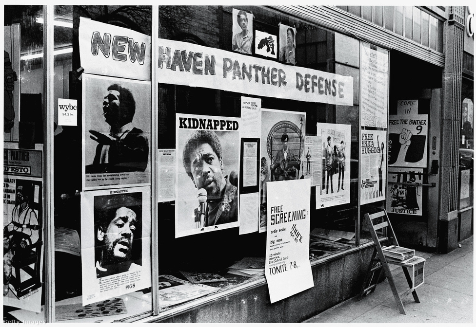 1968-tól kezdve a Párducok mindent megtettek, hogy felkeltsék a nemzetközi szervezetek érdeklődést maguk felé. Az ENSZ-től vizsgálóbizottság felállítását kérték, amellyel az afrikai amerikaiakat védték volna az Egyesült Államok kormányzatának véleményük szerinti népirtó háborújától, amelyben Newton gyilkosság vádjával való letartóztatása jelentette a kezdeti lépéseket. Bobby Seale Montrealban találkozott a Vietkong képviselőivel, Eldridge Cleaver (a párt egyik fő ideológusa és lapjának első főszerkesztője) pedig 1970-ben Algériában létrehozta a Black Panther Party nemzetközi részét, miután részt vett egy lövöldözésben és a rendőrs elől előbb Kubába, majd az afrikai országba menekült.