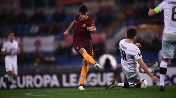 Nincs igazság, varázslatos gólt vettek el a Roma csatárától