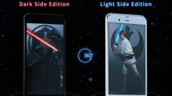 Star Wars-mobilt árulnak Japánban