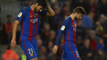 Nyilvánvaló, miért akadozik a Barca, de mire mehet így idén?