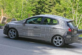 Jövő héten jön az új Ford Fiesta