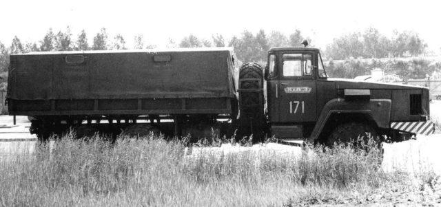 KRAZ-E260E (1974)