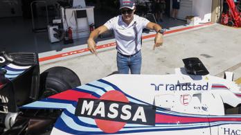 Csodás búcsúajándékot kap Massa a Williamstől