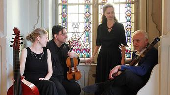 Corelli Consort – barokk hangverseny