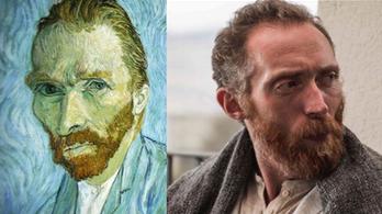 Megtalálták Vincent van Gogh hasonmását