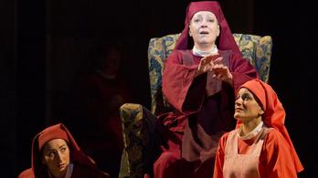 Mártírhalált halt apácák az Operában