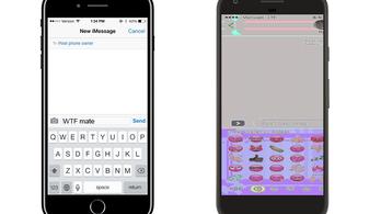 A Pixel utálja az iPhone 7-et