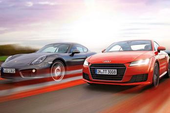 Összefog az Audi és a Porsche