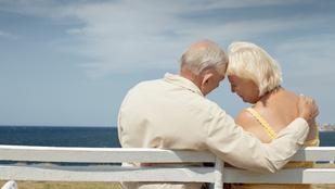 Elég kiábrándító a hosszú házasság titka