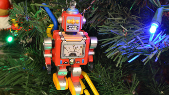 Karácsonyi dalt írt egy mesterséges intelligencia