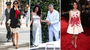 George Clooney neje 2016-ban is rajongott a luxuscuccokért