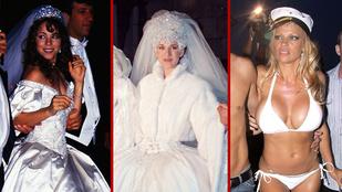 Mariah Carey egészen biztos, hogy nem választaná újra az esküvői ruháját