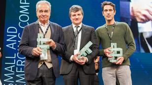 Sportbabakocsi lett a legjobb európai formatervezési ötlet