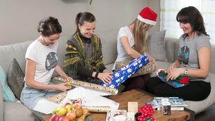 Angyalok, akik nem csak karácsonykor dolgoznak a rászorulókért