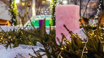 A legjobb zenékkel várhatjuk a karácsonyt a Városháza parkban