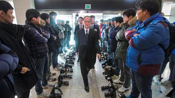 dél-koreai fotósok bojkott