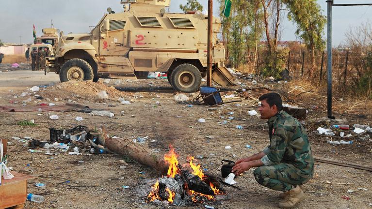 Elképzelni sem tudja, milyen az élet az ISIS terrorállamában