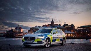 Egy rendőrautó, amiben a hátsó ülésen is élmény lesz utazni...