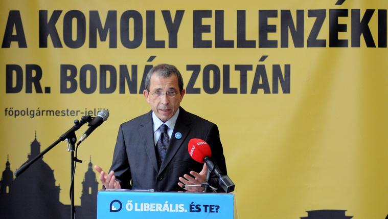 Otthagyta a Liberális Pártot Bodnár Zoltán
