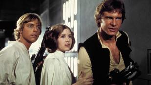 Újabb részletek derültek ki Carrie Fisher és Harrison Ford románcáról