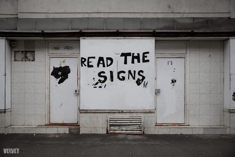 Észre vette, hogy a város tele van különböző üzenetekkel? Változatos formában próbáljuk megszólítani egymást úton útfélen