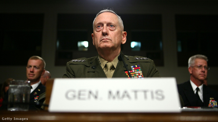 James N. Mattis