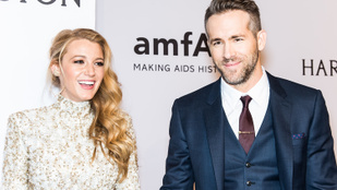 Ryan Reynolds lányának neve majdnem Excalibur Anaconda lett