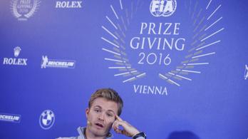 Így jelentette be Nico Rosberg a visszavonulását