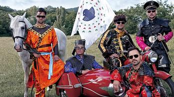 A Kerekes Band a világzene élvonalában szerepel