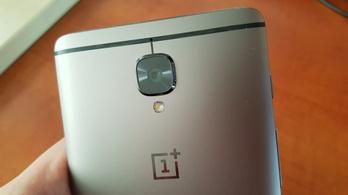 Még egy fokozatot begyújt a OnePlus 3T