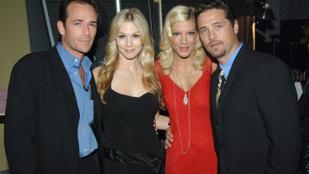 A Beverly Hills 90210 sorozat szereplőit csúnyán átverték