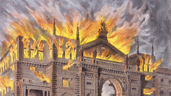 Amikor majdnem négyszázan haltak meg a bécsi operaházban