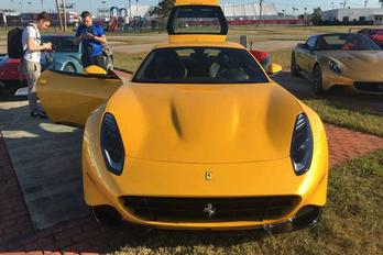 Ilyen Ferrari csak egy van