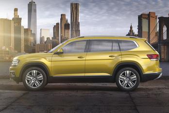 Mégiscsak Európába jöhet a VW Atlas?