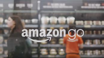 Nincs pénztár az Amazon jövőboltjában