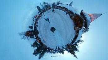 Virtuális valóságban hoztunk sarkvidéki fagyokat