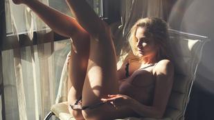 Exkluzív fotó a Playboyban meztelenkedő Mihalikról